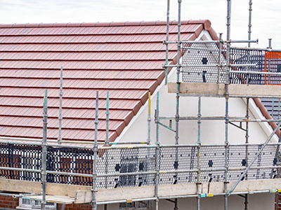 Contact TCP for any roofing work